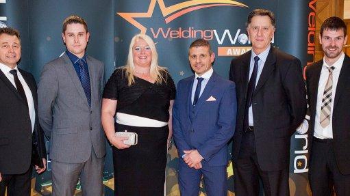 Welding World Award Winner
