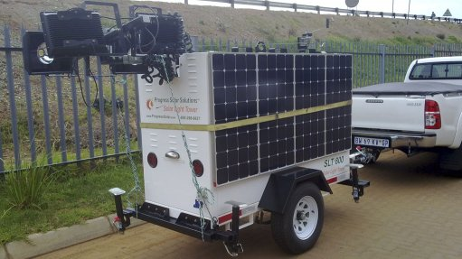 Solar power solutions supplied to opencast mines