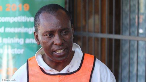 Draft Mining Charter 'only a proposal' – Zwane