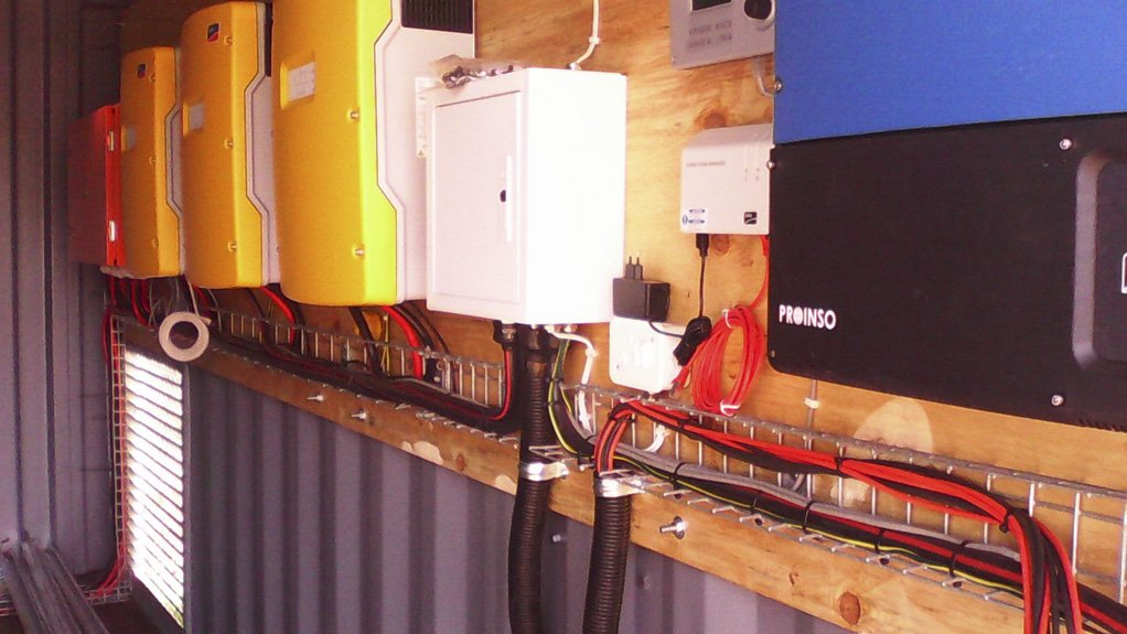 BATTERY BANKS Uninterrupted and sustainable power supply