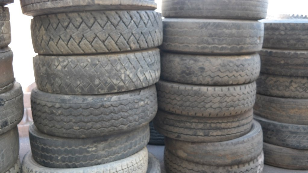 New facility increases Mathe Group's tyre processing capacity