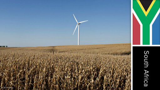 Noupoort Wind Farm project, South Africa