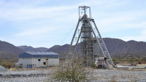 Positive progress at Kombat copper mine