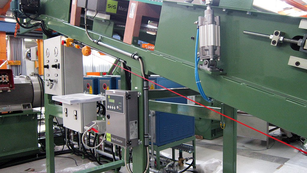 Italian Designer and Manufacturer of Machines and Systems for Tyre Production Installs Sesotec Metal Detectors