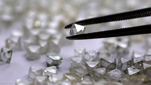 Zimnisky rough diamond price index up 2.4% in 30 days, as 2016 sales surprise