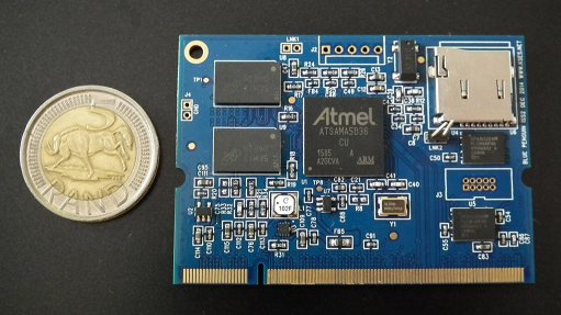 Local electronics firm releases  customisable IoT processor module