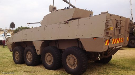 South East Asia venture 'part and parcel' of Denel's growth strategy