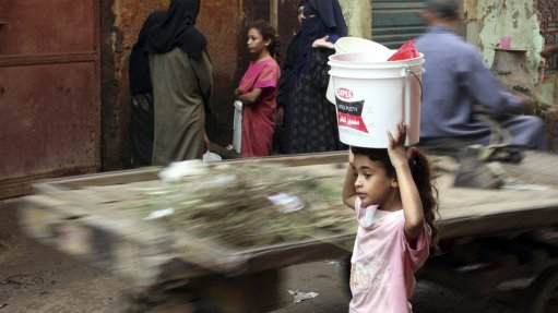 Water and sanitation  priority at WISA 2016