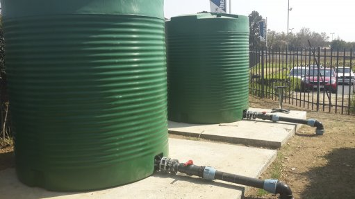 Rainwater harvesting key for drought-stricken SA