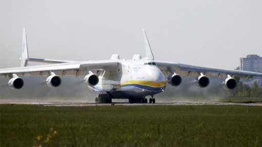 World's largest aircraft flies again to deliver generator to Australia