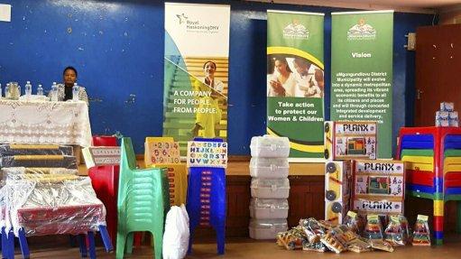 Growing CSI project in KwaZulu-Natal