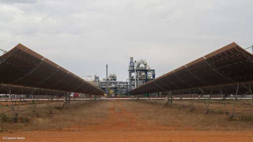Saudi group keen to expand South African solar footprint well beyond Bokpoort