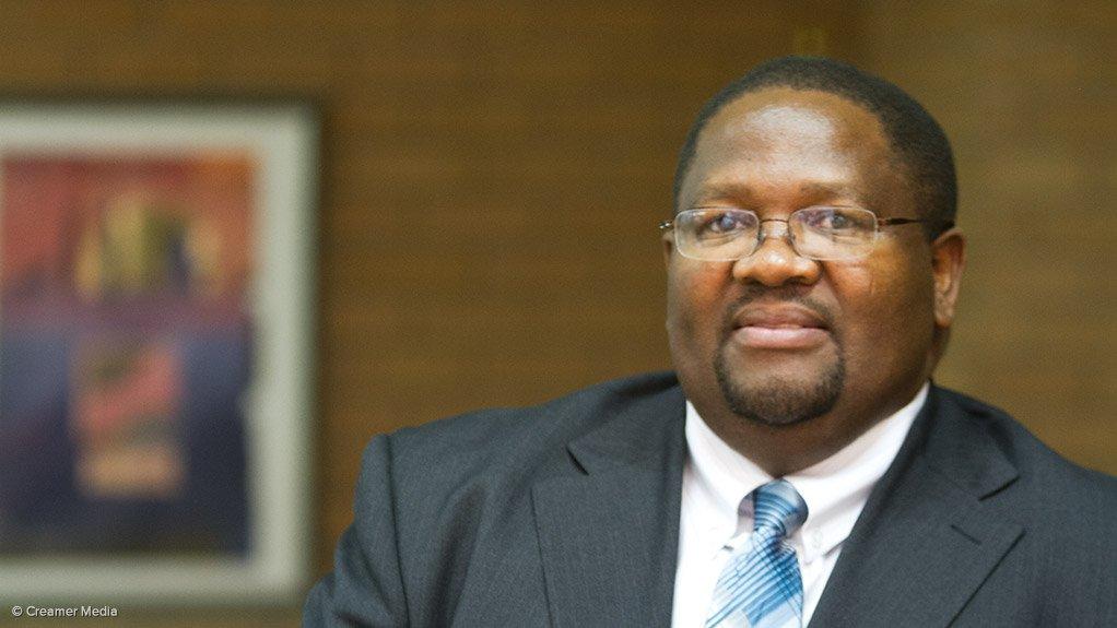 Eskom distribution group executive Mongezi Ntsokolo