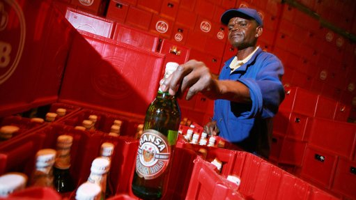 SABMiller says underlying growth good, currency headwinds hit FY earnings