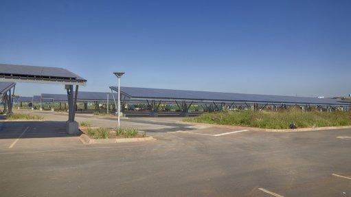 Telecoms group launches solar car park at Centurion campus