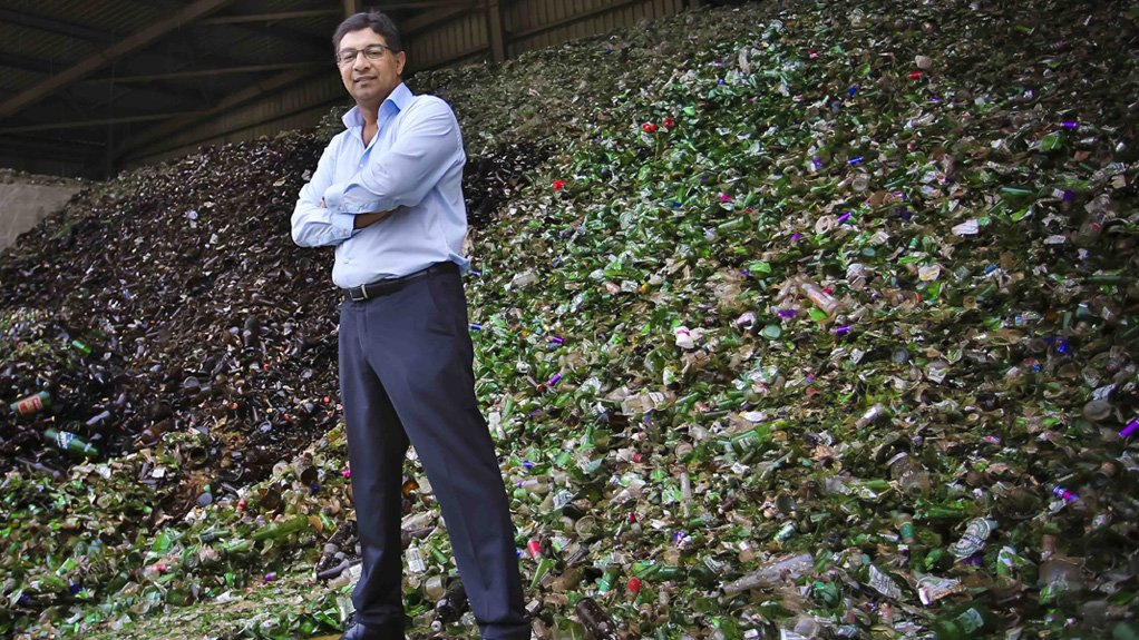 SHABEER JHETAM The glass industry presents a platform for constant potential growth