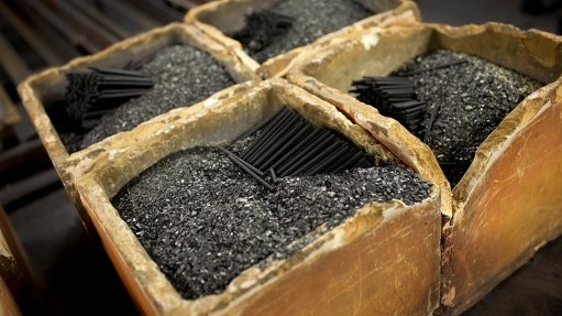 Graphite earmarked  for refinement in US