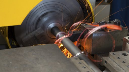 SPECIALISED WELDING Friction welding produces high-strength welds