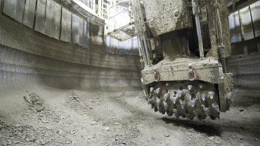 German company develops four machines  for blind-shaft construction, enlargement