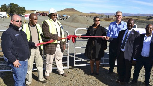 Aggregates quarry opens in Eastern Cape