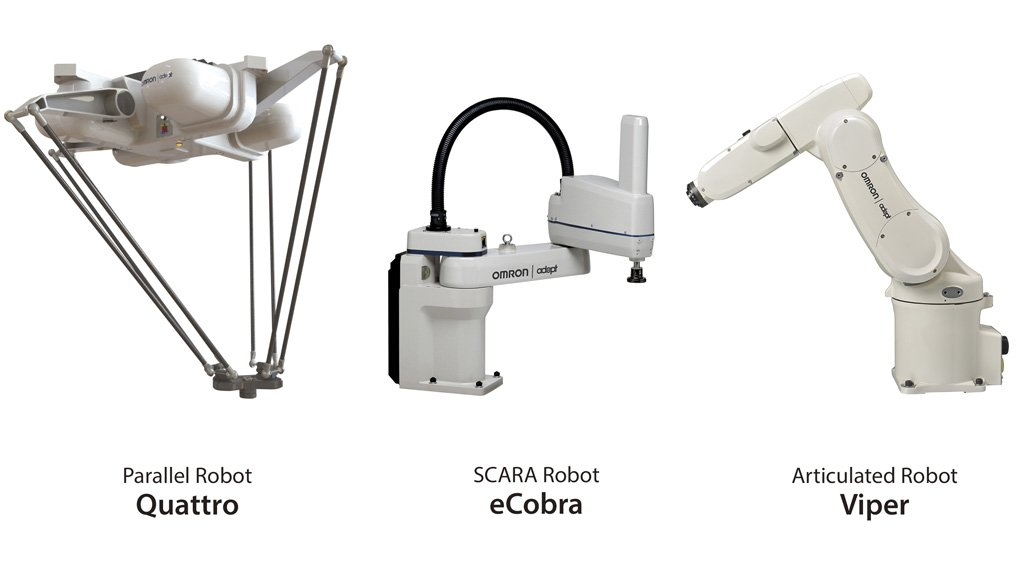 New best-in-class industrial robots launched