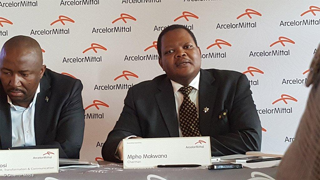 AMSA chairperson Mpho Makwana