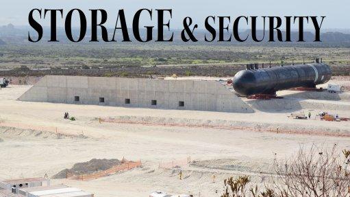 Disused Saldanha quarry emerging as new liquid petroleum gas hub