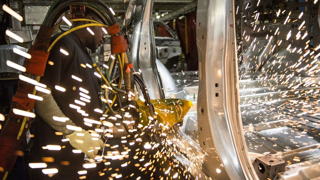 AUTOMOTIVE WELDING The SAIW is developing a robotic welding course predominantly focused on servicing the automotive industry