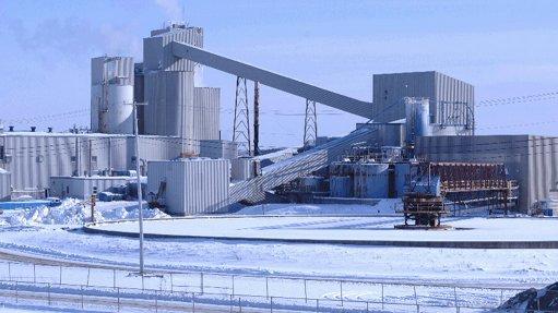 Westwood mine, Canada