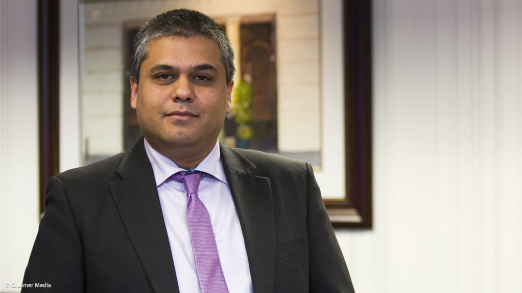 Wescoal CEO Waheed Sulaiman