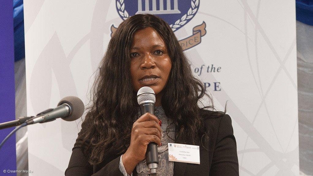 HySA Systems director Cordillia Sita