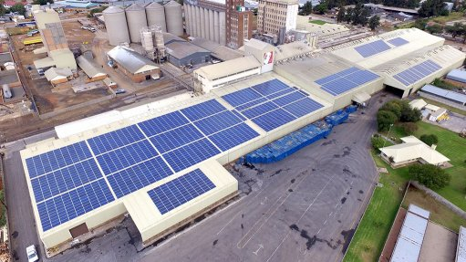 Pioneer Foods, Energy Partners in national solar programme