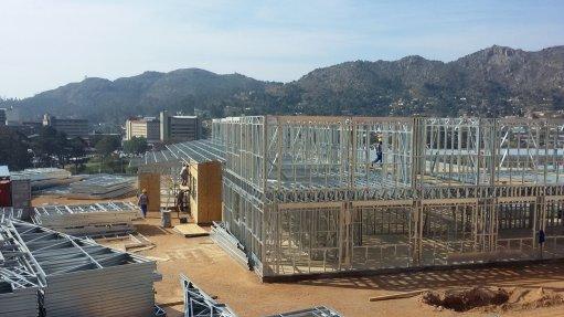 Light steel frame building advantageous for the SADC