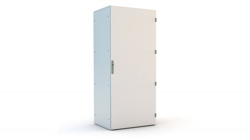 Safe and sound: Zanardo enclosures from Elquip Solutions protect the electronic nerve centres of SA business