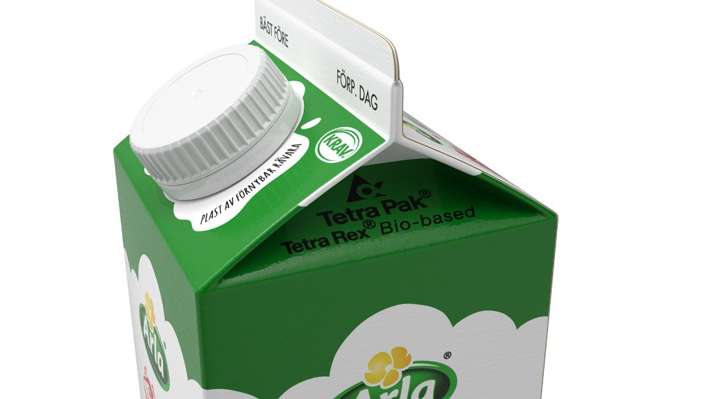 TETRA REX BIO-BASED PACKAGES  The first fully renewable carton made entirely from plant materials