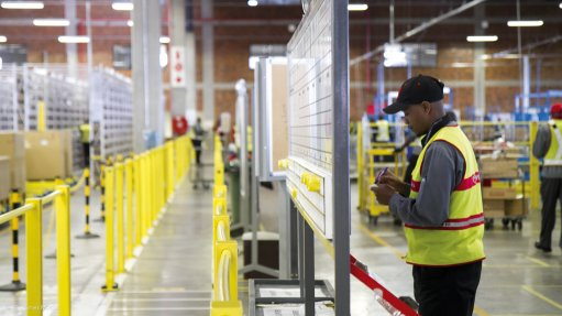 Technology redefines warehousing