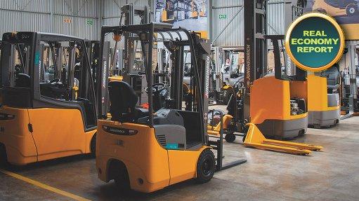 German forklift manufacturer re-enters SA market