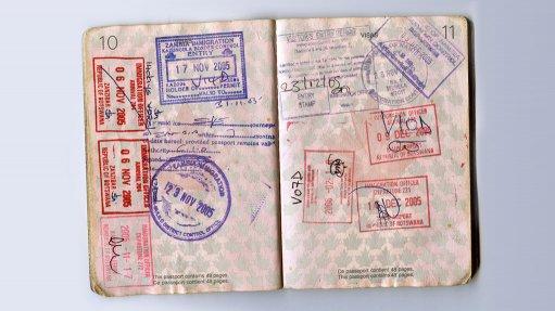 SA citizens need more visa-free deals to up global ranking