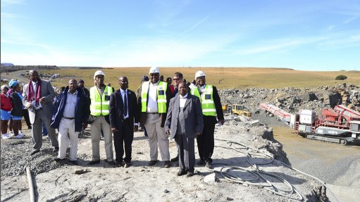Eastern Cape aggregates quarry secures offtake agreements