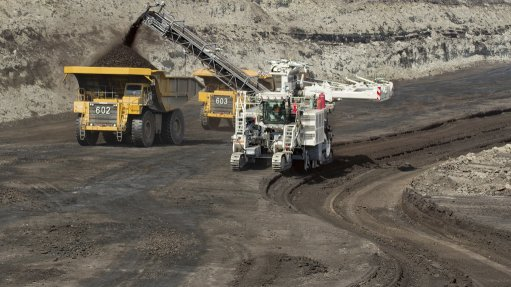 Moatize takes delivery of 212 t surface miner