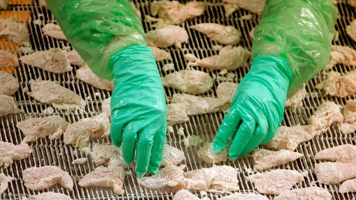 Spat over saltwater levels in SA chicken
