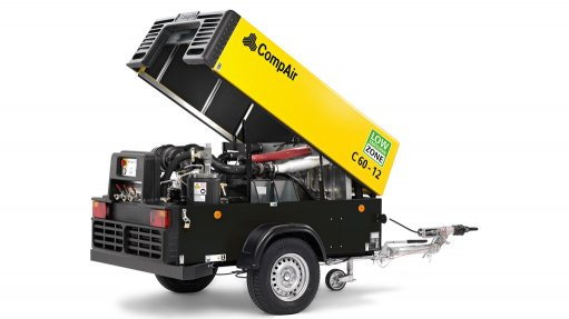 New portable compressor  range affords fuel savings
