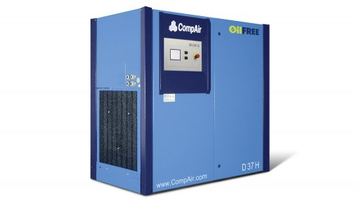 Oil-free compressors display benefits at expo