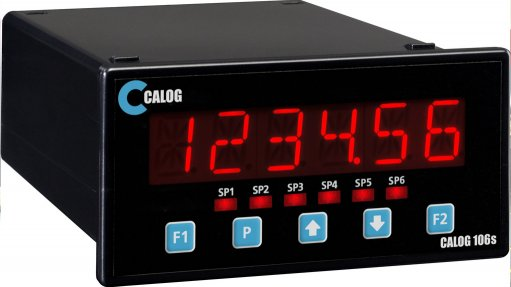CALOG QUAD INDICATORS  The Calog Quad process controller, is an advanced quad channel process controller with a virtually endless range of possible applications