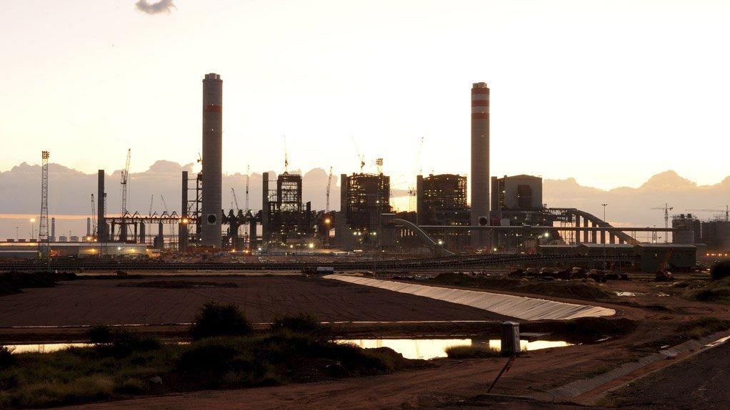 MEDUPI POWER STATION The African Development Bank is investing €1.86-billion in South Africa's Medupi power station project
