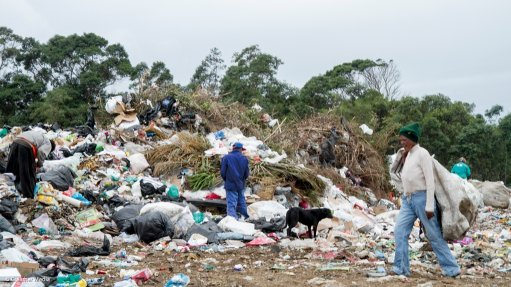 Caption:  WASTE DISPOSAL Companies are being driven to innovate by changing methods of disposal