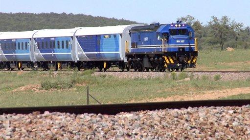 Transnet Engineering hands over passenger coaches to Botswana Railways