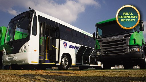 Unitrans's Megabus procures first Scania Euro 6, CNG buses, Tetra 4 to supply local gas