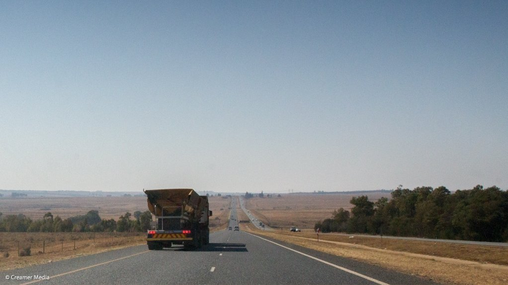 ROAD MAINTENANCE  Aecom has been contracted by Sanrl to upgrade several roads across South Africa