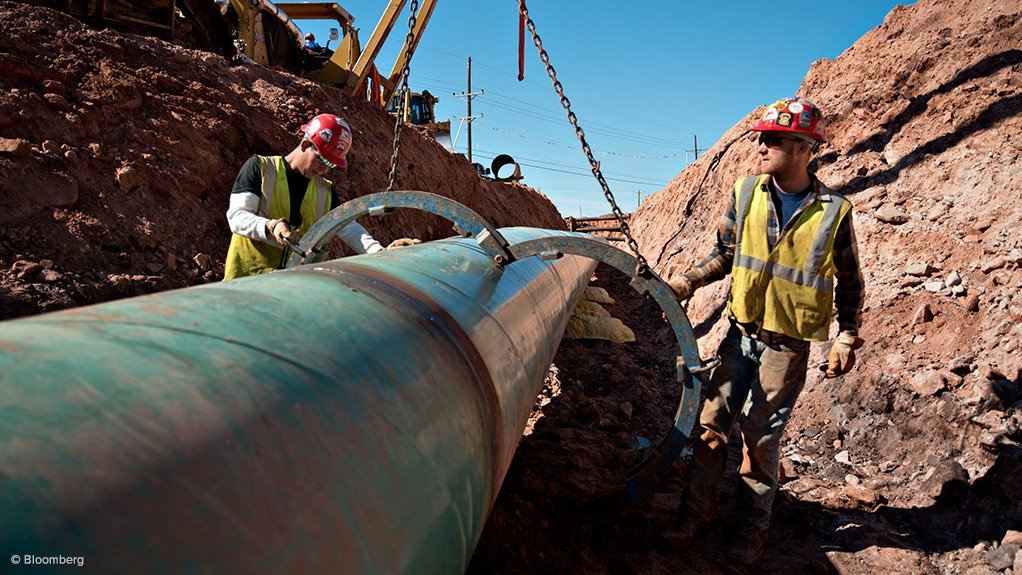 PIPELINE Turner & Townsend are working on a fuel pipeline in East Africa